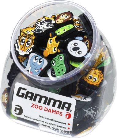 Виброгасители для теннисной ракетки Gamma Zoo