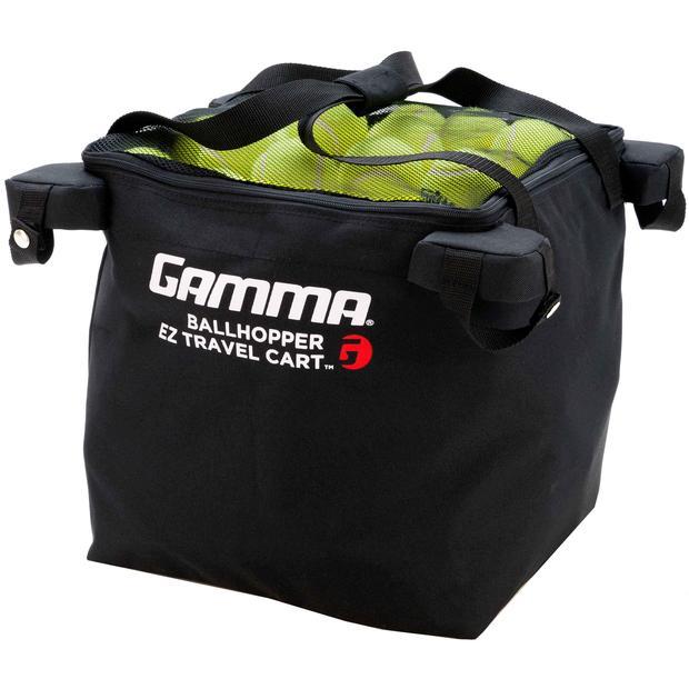 Корзина для теннисных мячей Gamma EZ Travel 150