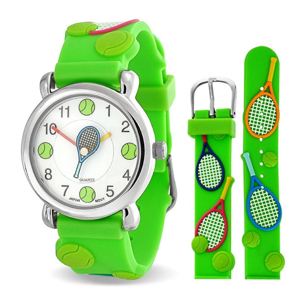 Детские часы теннис