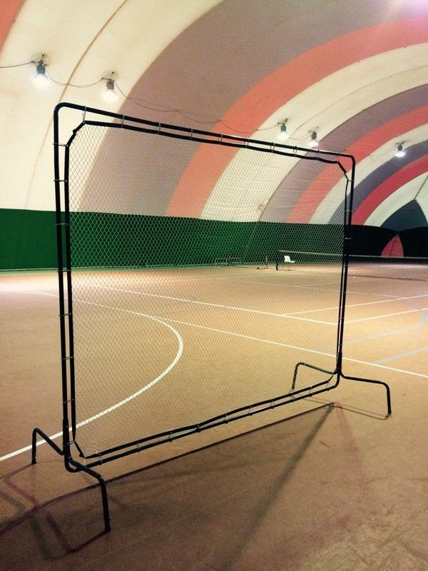 Оборудование теннисного центра КИСЛОРОД