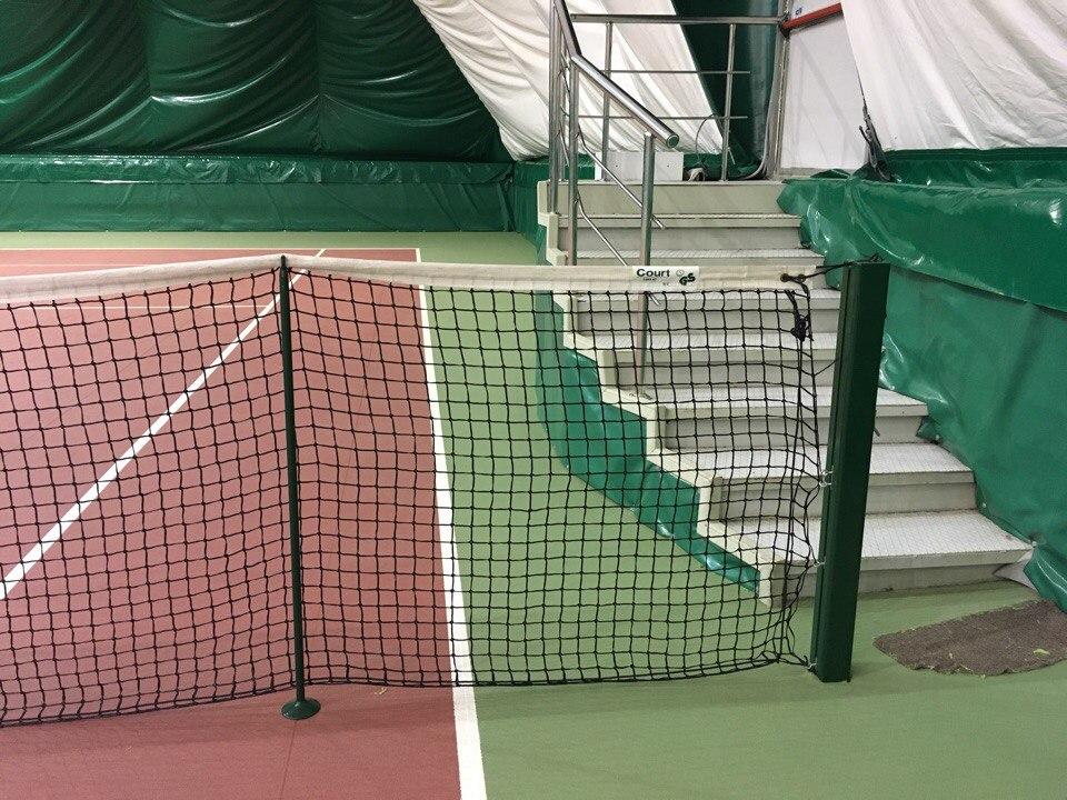 Оборудование теннисного центра ТЕННИС-АРТ