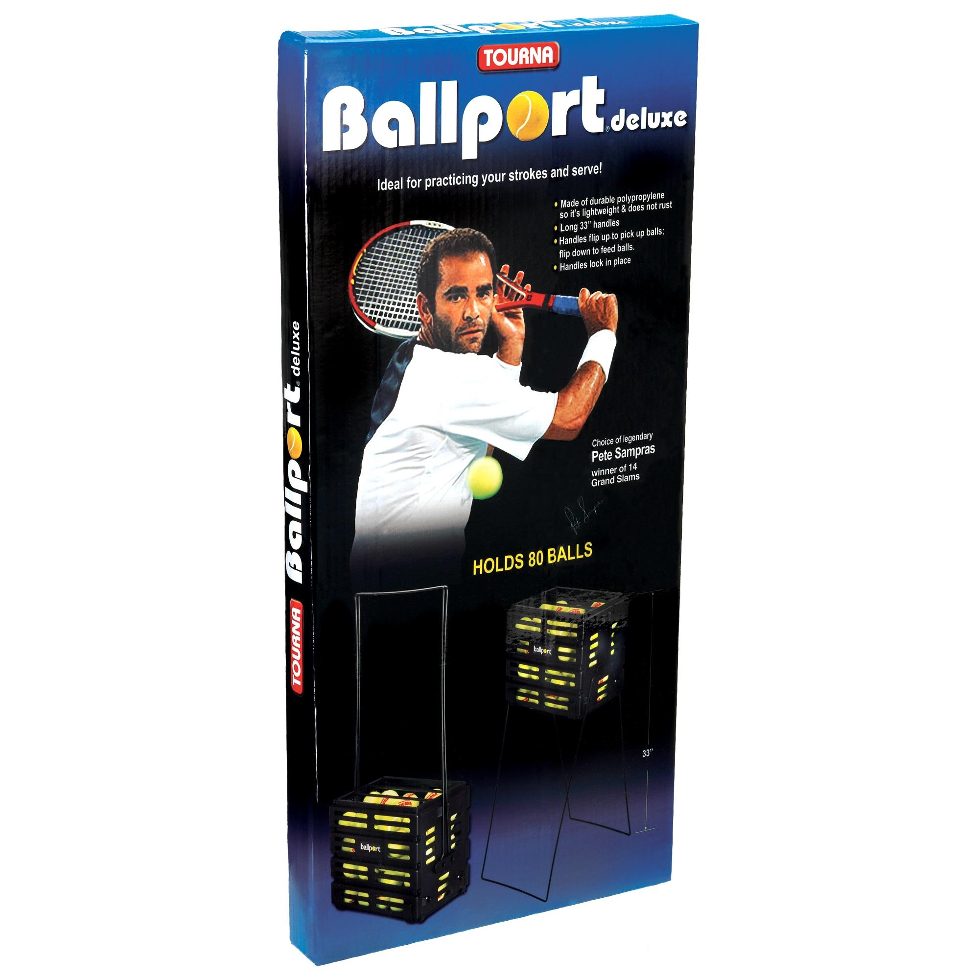 Корзина для теннисных мячей Ballport 80
