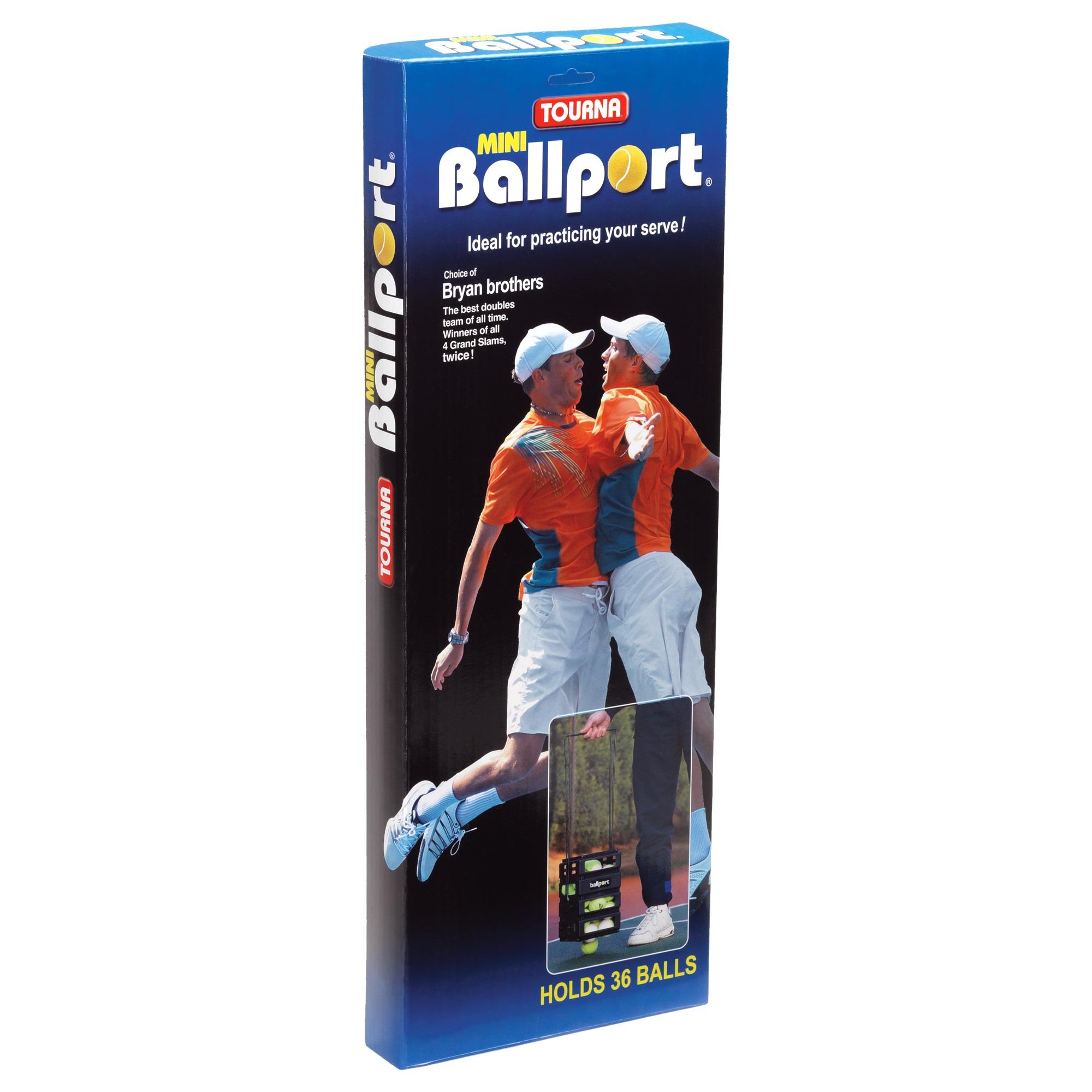 Корзина для теннисных мячей Ballport 36