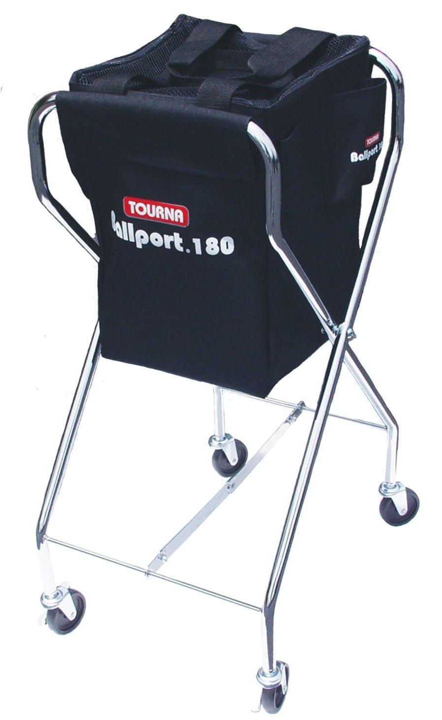 Корзина для теннисных мячей Ballport 180 Travel Cart