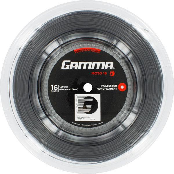 Струны для теннисной ракетки Gamma Moto