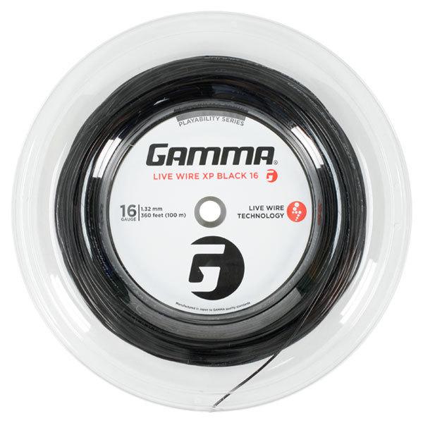 Струны для теннисной ракетки Gamma Live Wire XP