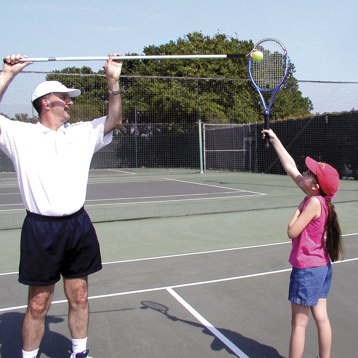 Тренажер для тенниса Spin Doctor