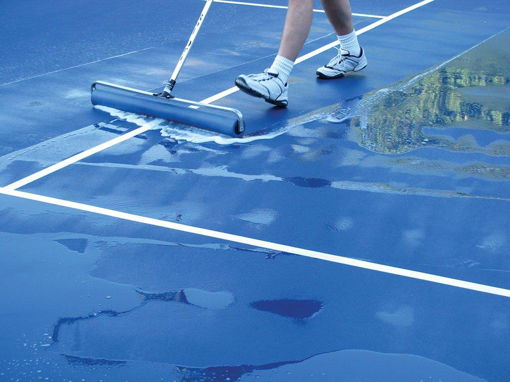 Устройство для сгона влаги с теннисного корта Rol Dri
