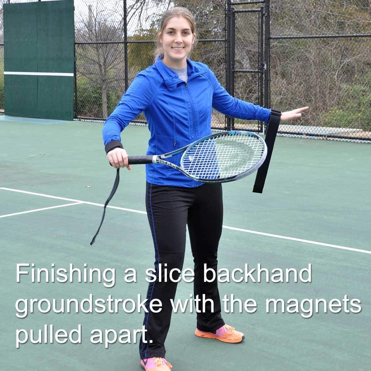 Тренажер для тенниса Magnet Master