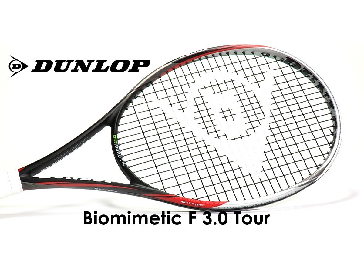 Теннисная ракетка Dunlop Biomimetic f 3.0 Tour