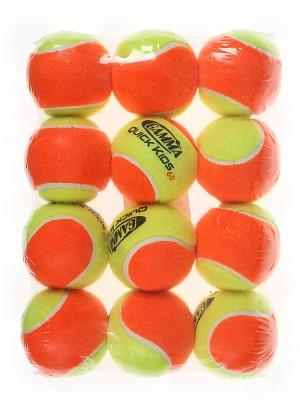 Упаковка теннисных мячей - 12 штук