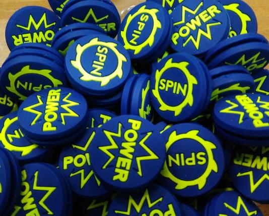 Виброгасители Spin Power