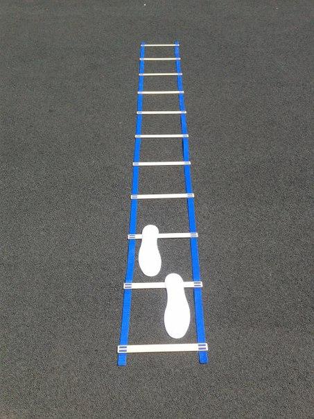 Лестница скорости и координации