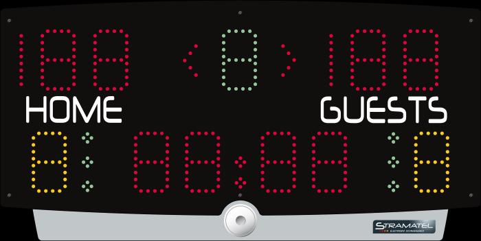 Цифровое табло счета Multitop