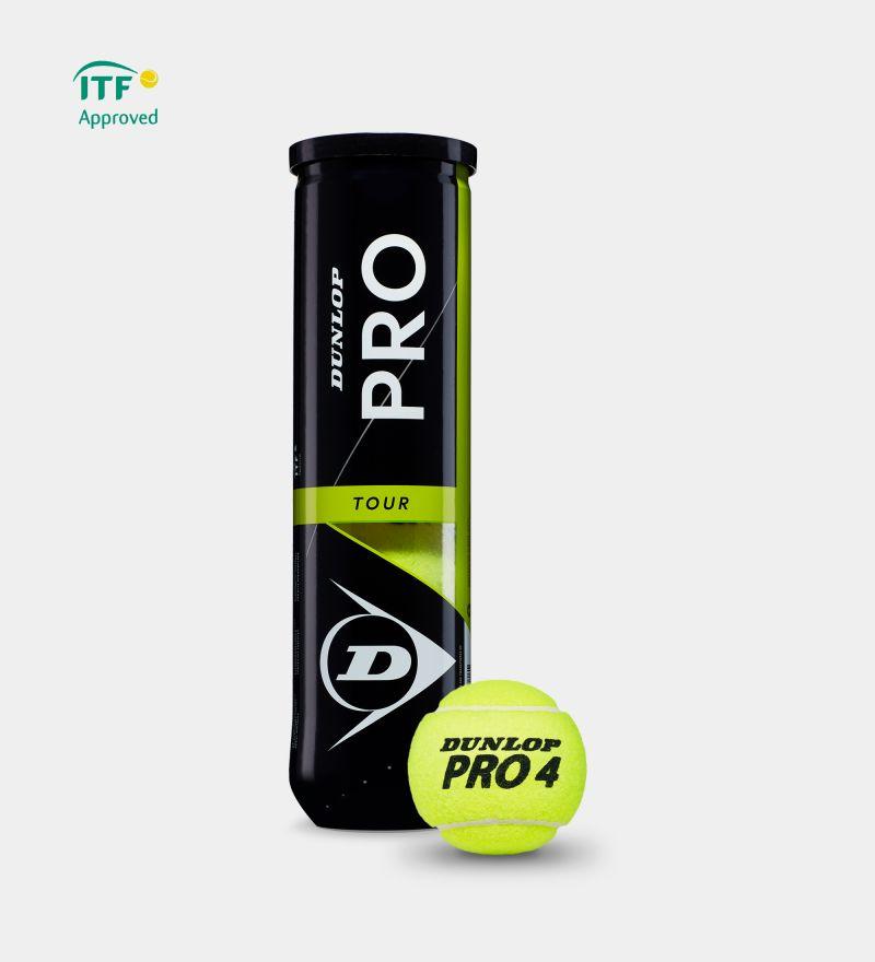 Теннисные мячи Dunlop Pro Tour