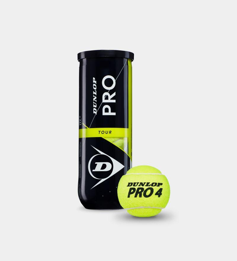 Теннисные мячи Dunlop Pro Tour 3B