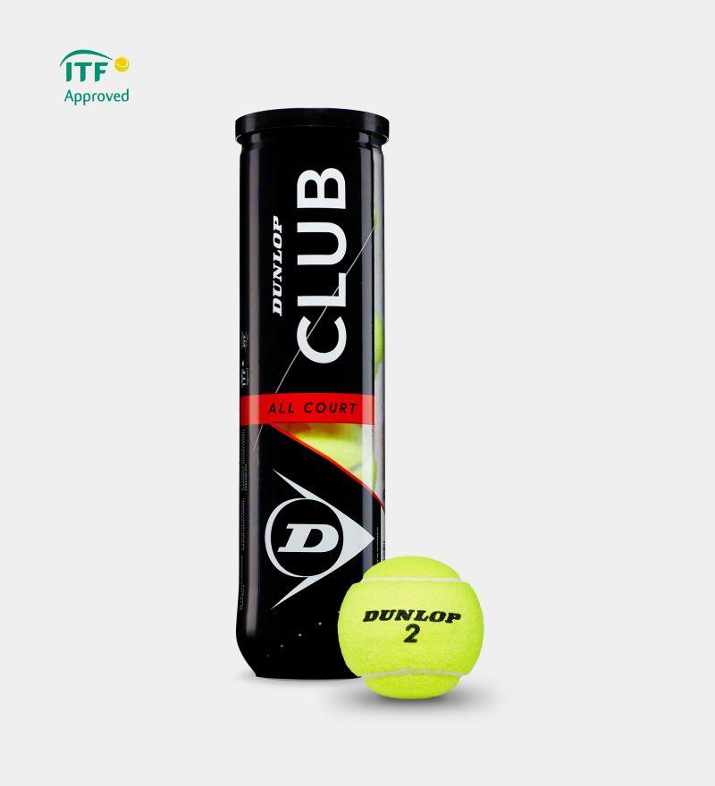 Теннисные мячи Dunlop Club All Court