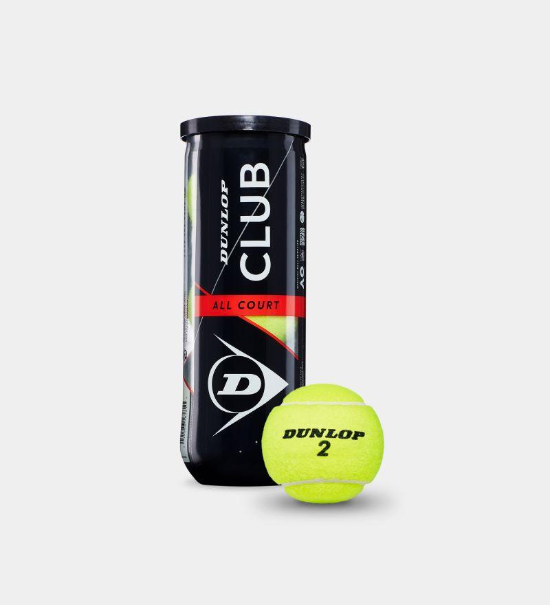 Теннисные мячи Dunlop Club All Court 3B